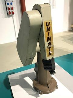 Unimat PUMA 560 erster Industrieroboter