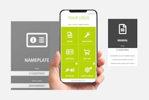 Web-Applikation zu NFC-Technologie tap2.cloud