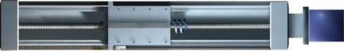 Linearantrieb mit magnetisch codiertem Wegmesssysteme