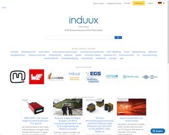 B2B Plattform induux