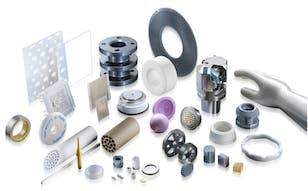 Produkte und Anwendungen mit Technischer Keramik