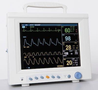 Wireless Power Transfer beim EKG-Gerät