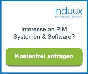 Angebote PIM Systeme und Software