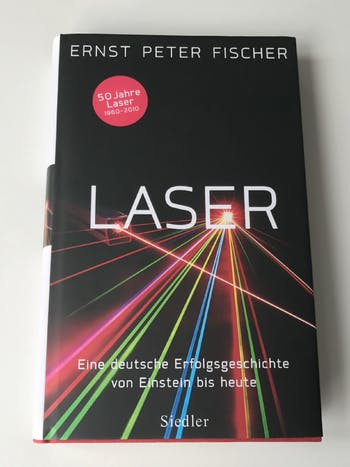 Laser Geschichte Buch