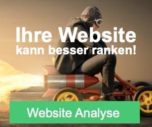Sichtbarkeitsindex, SEO Sichtbarkeit, Website Analyse