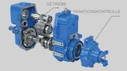Getriebe - Verteilergetriebe