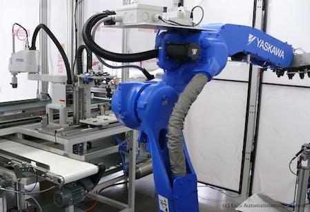 Industrieroboter von YASKAWA