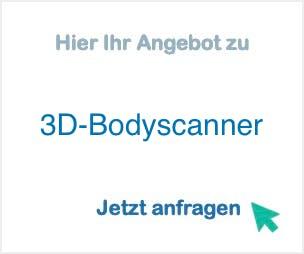 3D-Bodyscanner
