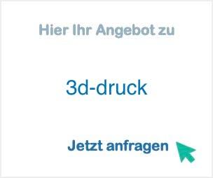 Anbieter Hersteller 3d-druck