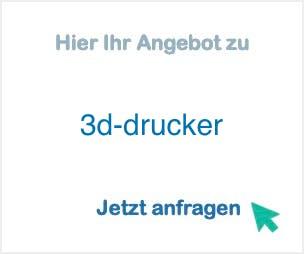 Anbieter Hersteller 3d-drucker