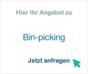 Anbieter Hersteller Bin-picking