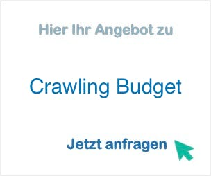 Crawling Budget
