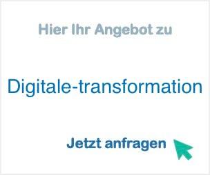 Anbieter Hersteller Digitale-transformation