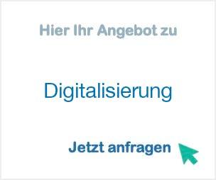 Anbieter Hersteller Digitalisierung