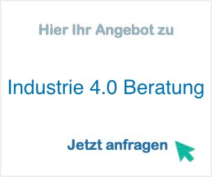 Industrie 4.0 Beratung