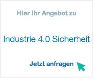 Industrie 4.0 Sicherheit