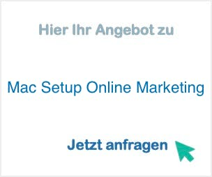Mac Setup Online Marketing