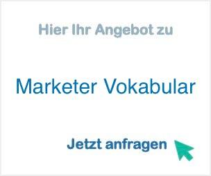 Marketer_Vokabular