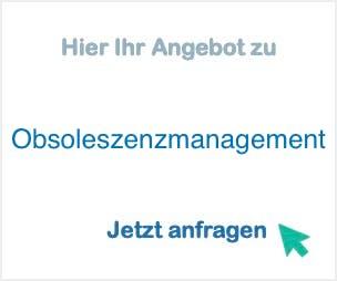 Obsoleszenzmanagement