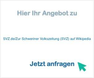 SVZ.de/Zur Schweriner Volkszeitung (SVZ) auf Wikipedia