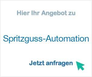 Spritzguss-Automation