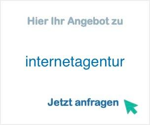 Anbieter Hersteller internetagentur