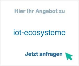 Anbieter Hersteller iot-ecosysteme