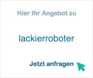 Anbieter Hersteller lackierroboter