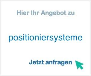 Anbieter Hersteller positioniersysteme