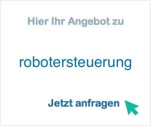 Anbieter Hersteller robotersteuerung