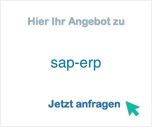 Anbieter Hersteller sap-erp