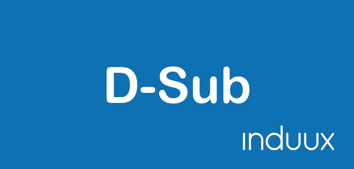 D-Sub Zusatzinfo 2115