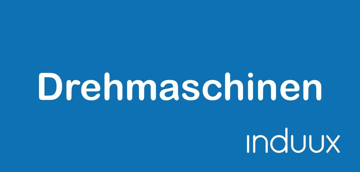 Drehmaschinen - CNC Drehmaschinen