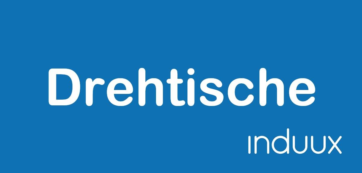 Drehtische - CNC Drehtische, Rundtische, Teiltische
