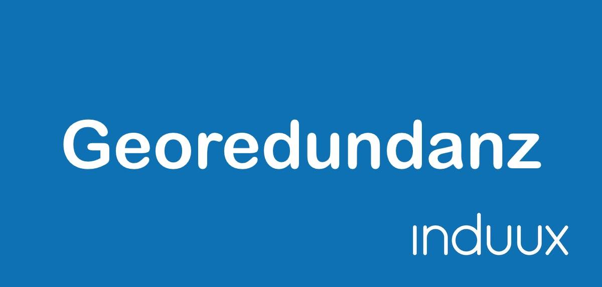 Georedundanz Zusatzinfo 1303