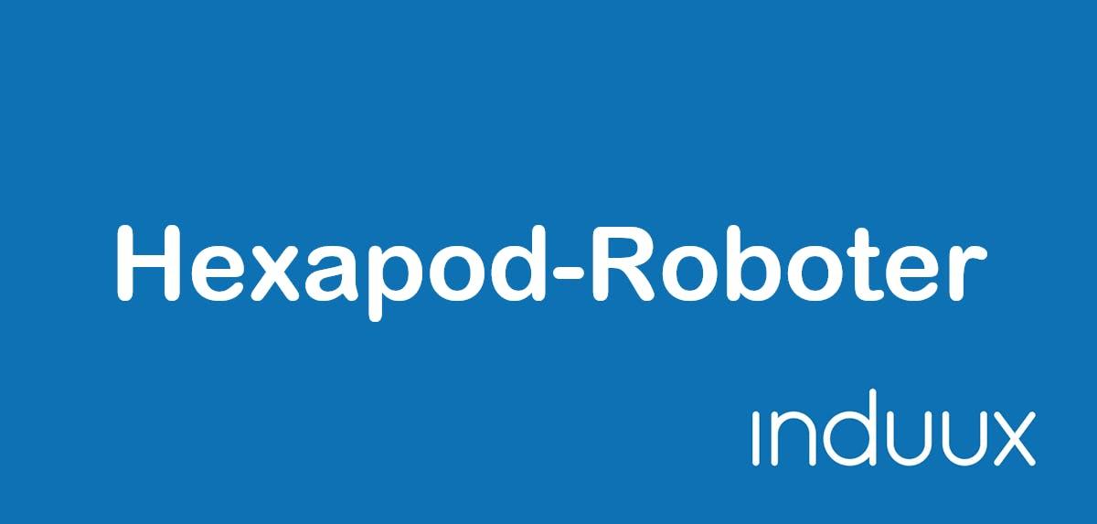 Hexapod-Roboter