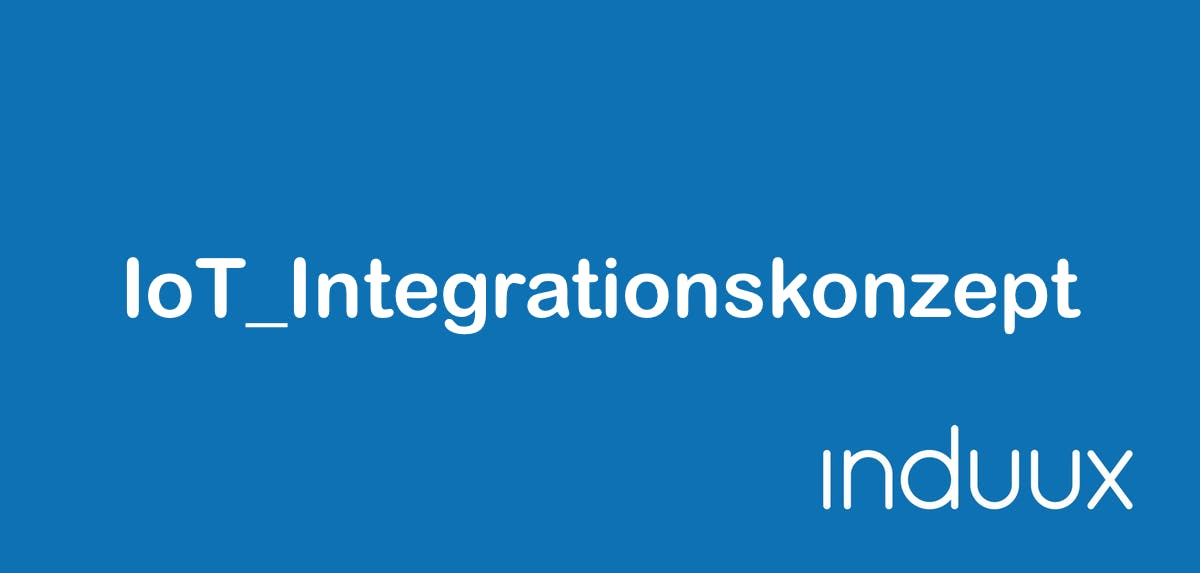 IoT Integrationskonzept