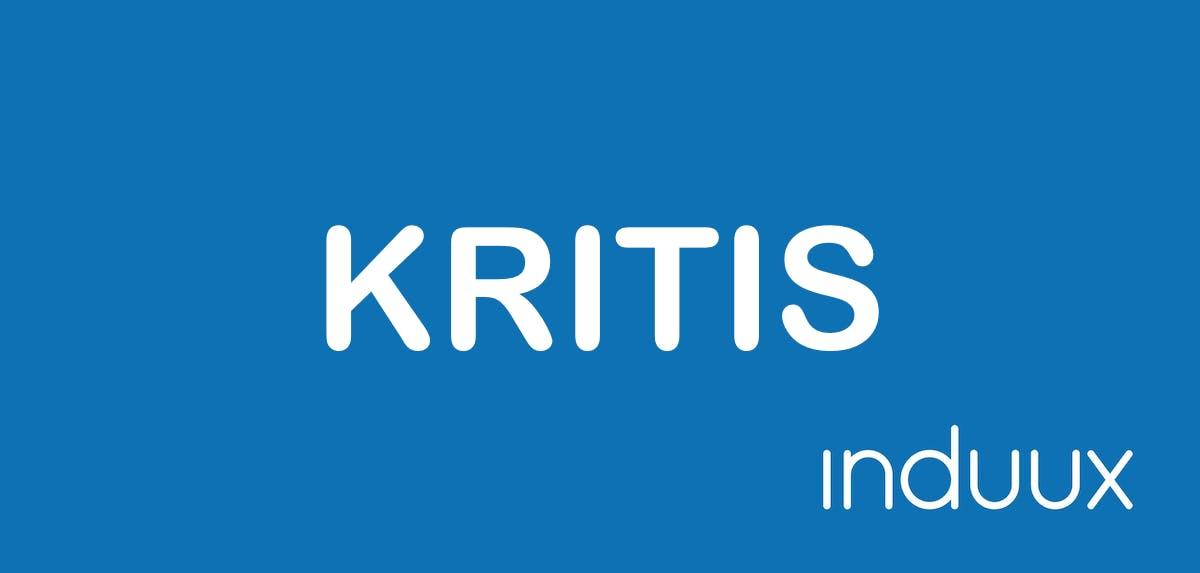 Kritische Infrastrukturen - KRITIS