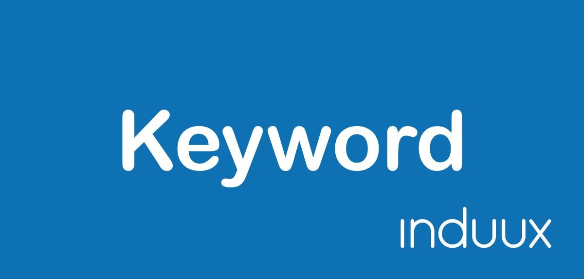 Keyword Zusatzinfo 413