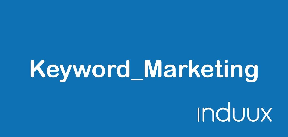 Keyword Marketing