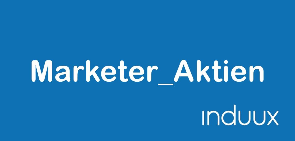 Marketer Aktien
