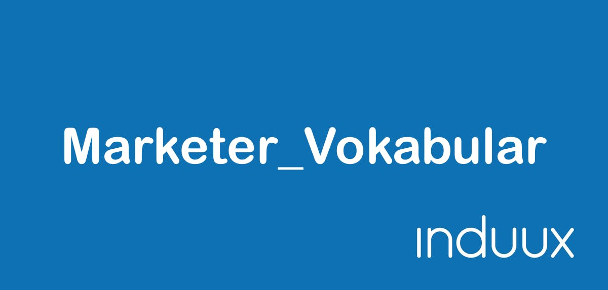 Marketer Vokabular