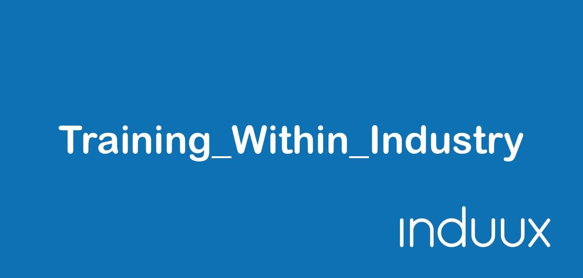 Training_Within_Industry Zusatzinfo 2226