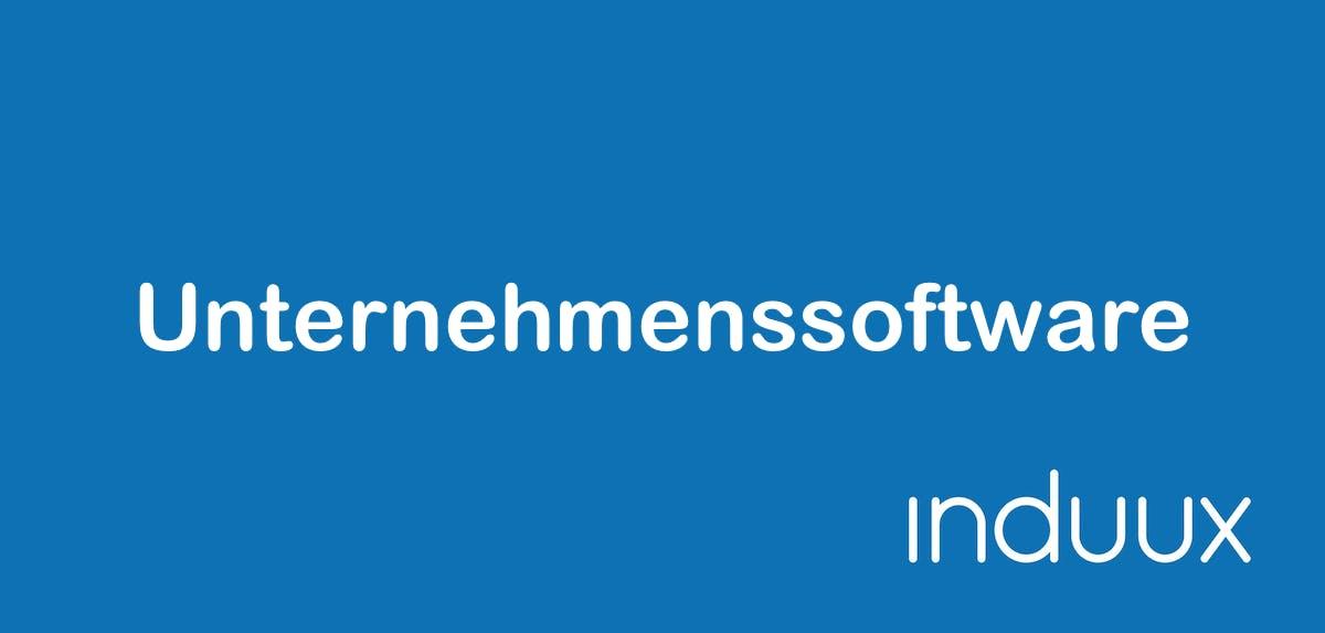 Unternehmenssoftware: Bedeutung, Entwicklung, Anbieter