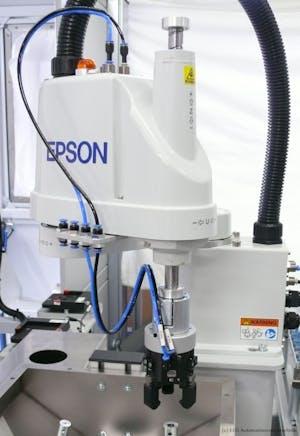 Epson Scara Industrie-Roboter
